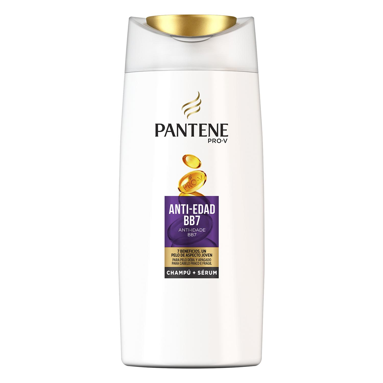 Champú + serum anti-edad BB7 Pantene 700 ml.
