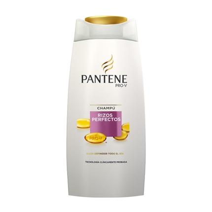 Champú rizos perfectos Pantene 700 ml.