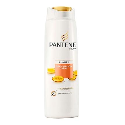 Champú prevención caída Pantene 360 ml.
