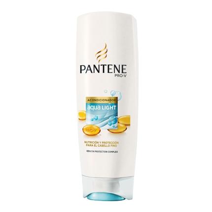 Acondicionador Aqua Light para cabello fino Pantene 300 ml.