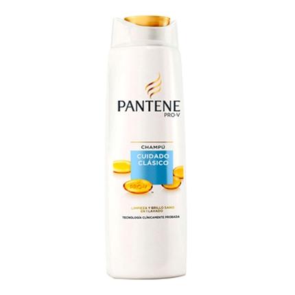 Champú cuidado clásico Pantene 360 ml.