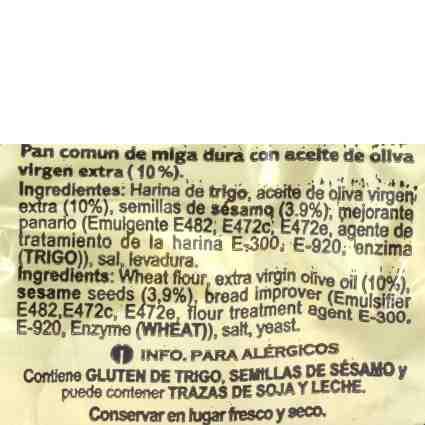 Regañá de pan El Antequerano 150 g - 2