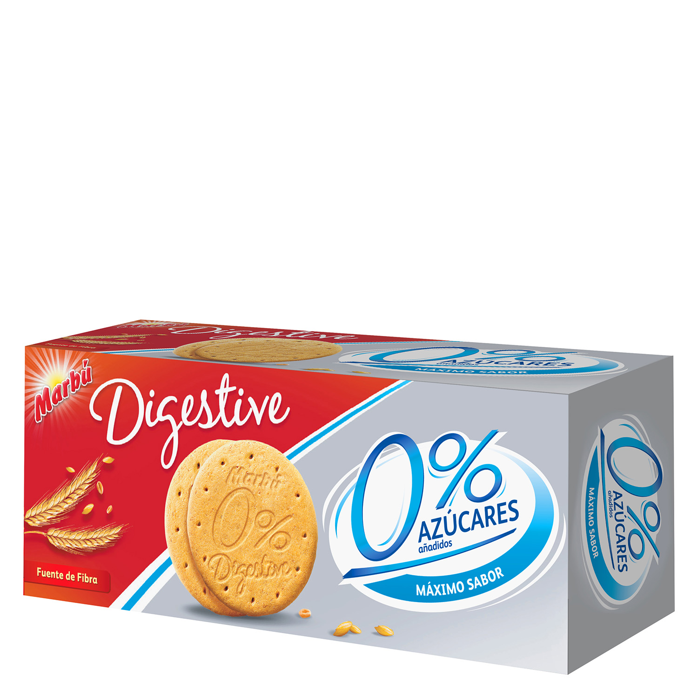 Galleta Digestive 0%