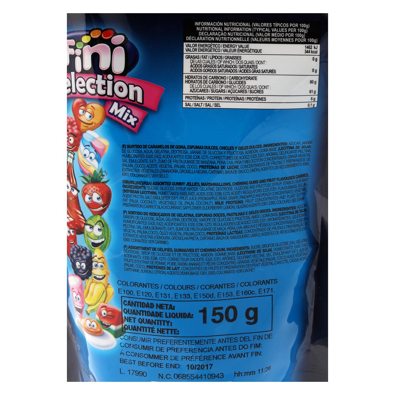 Caramelo selection -