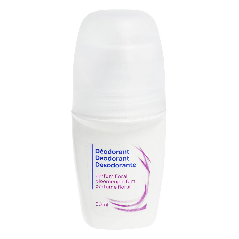 Desodorante perfume floral roll-on