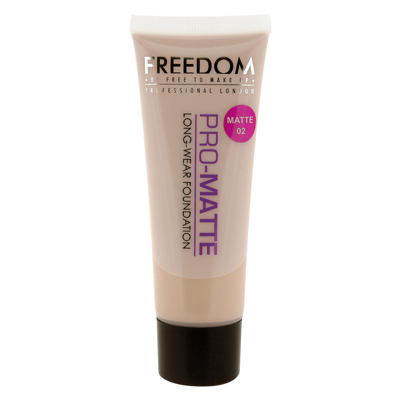 Maquillaje Foundation Pro-Matte 02