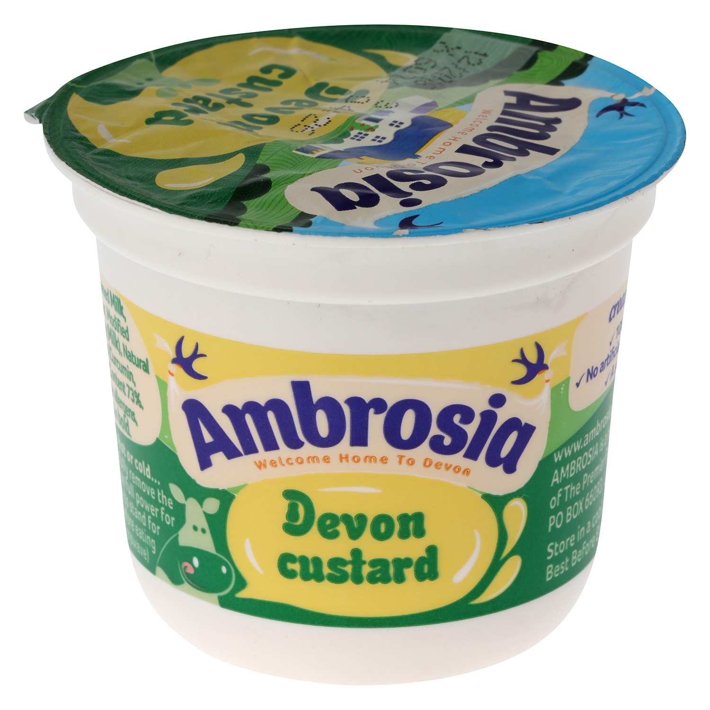 Crema Devon custard