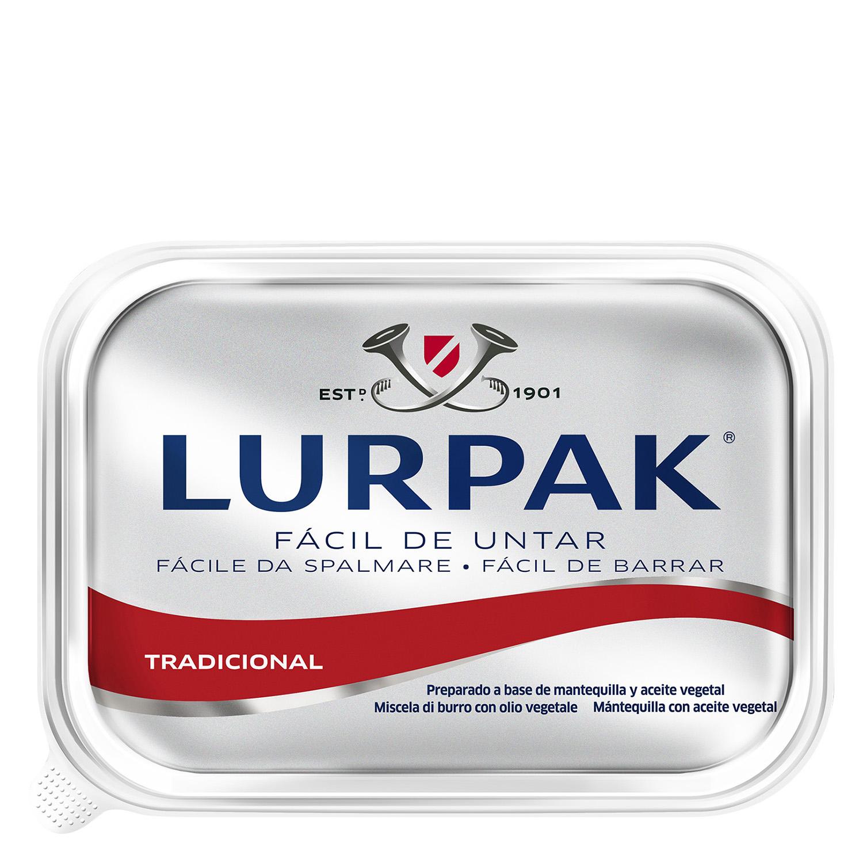 Mantequilla f cil de untar tradicional lurpak carrefour for Cuchillo de untar mantequilla