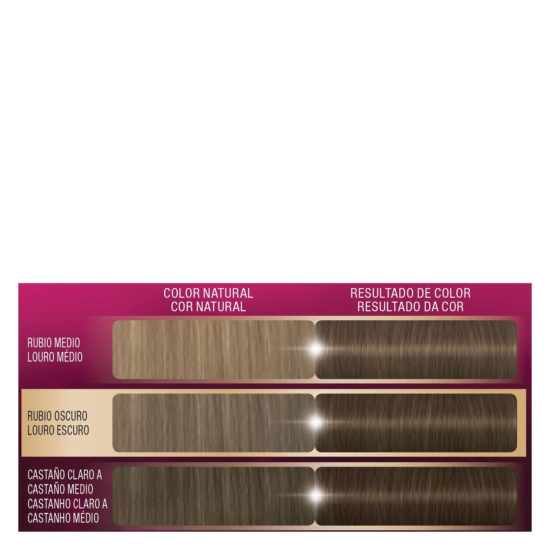 Tinte Intensive Creme Coloration 6.1 Rubio Oscuro Ceniza - 2