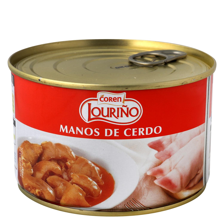 Manos de cerdo Coren - Carrefour supermercado compra online