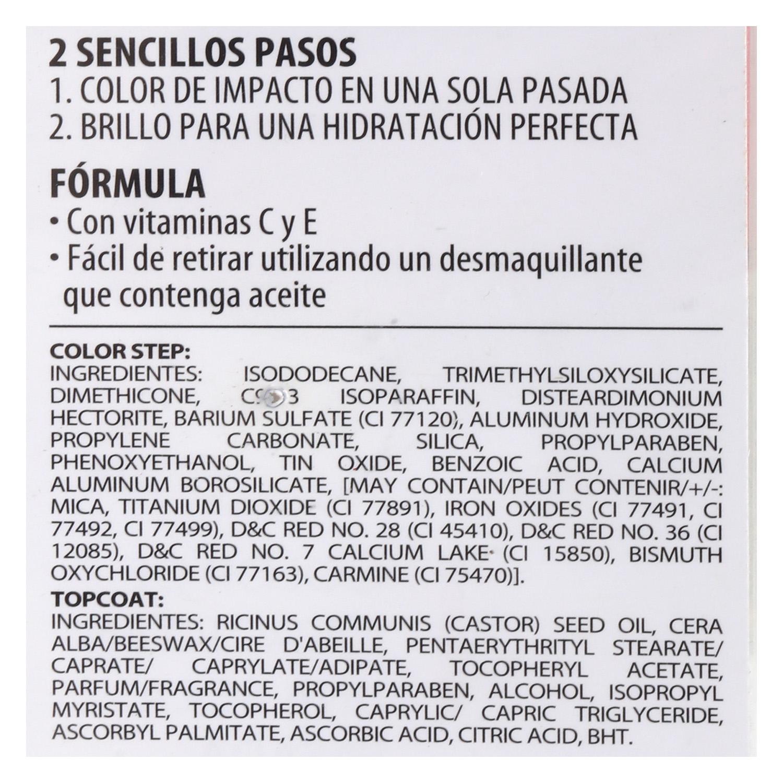 Barra de labios permanente perfect stay nº210 -