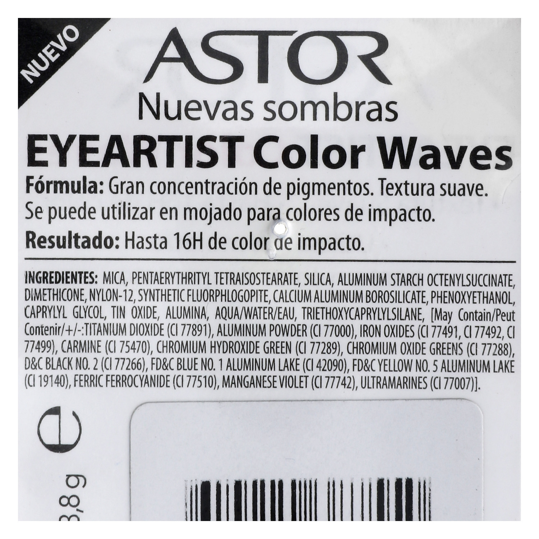 Sombra Eyeartist color waves nº150 universal nude -