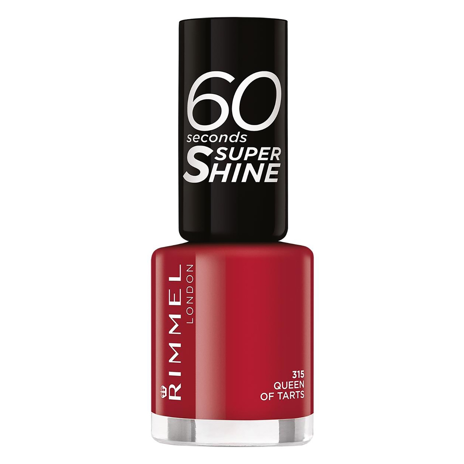Laca de uñas 60 seconds super shine nº 315 Queen of Tarts Rimmel 1 ud.