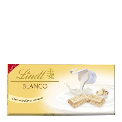 Chocolate blanco Lindt 100 g.