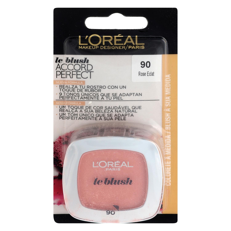 Colorete Accord Perfect le blush nº90 rosa oscuro