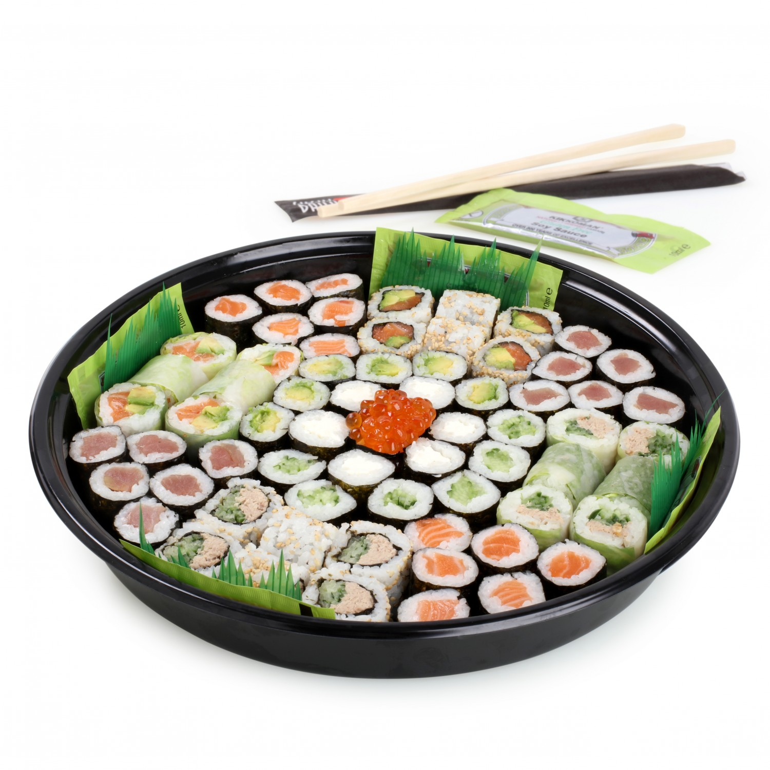 Flower set XXL Sushi Daily 67 pzas.