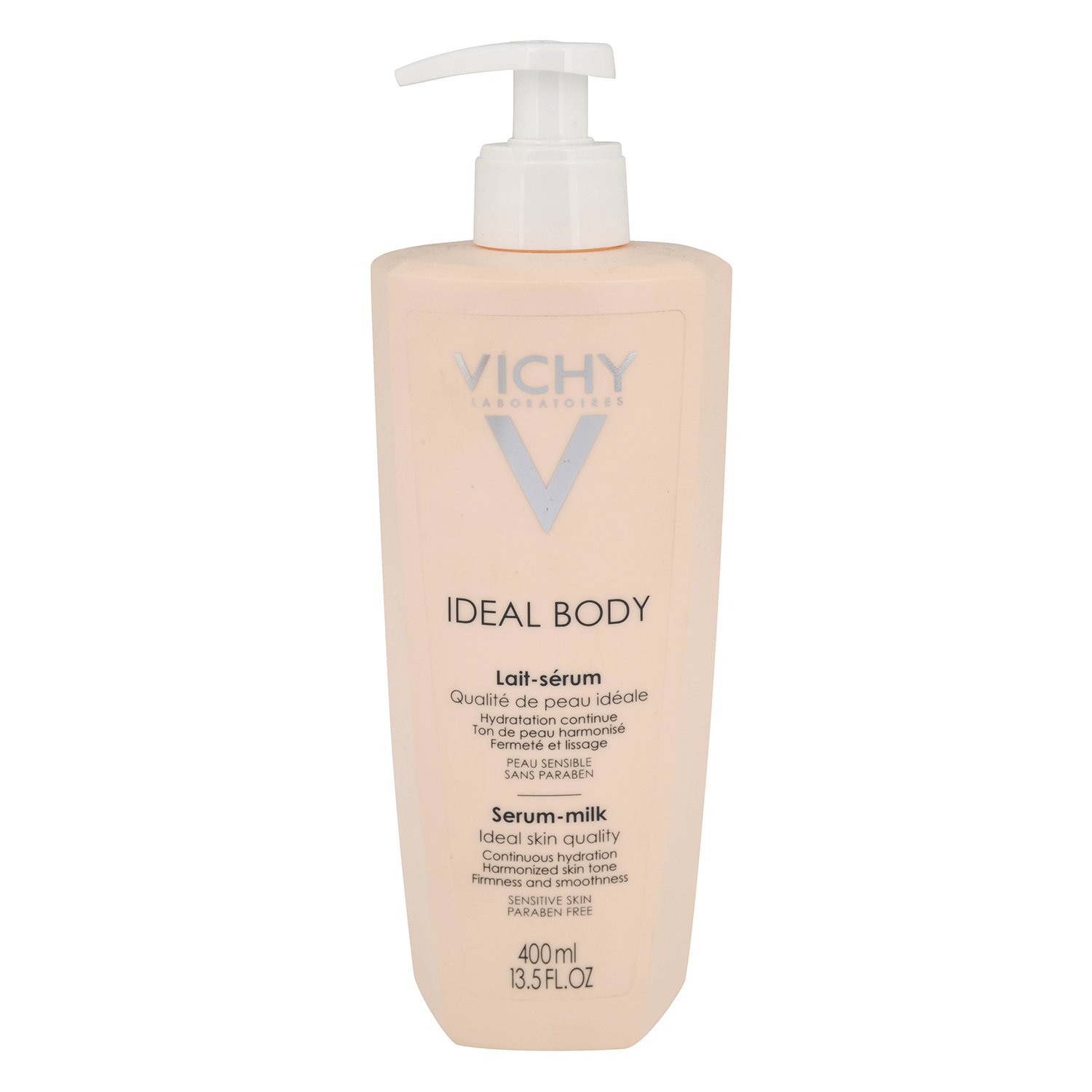 Leche corporal Ideal Body para piel sensible