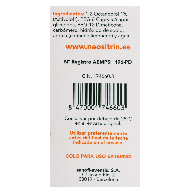 Spray acondicionador antipiojos - 2
