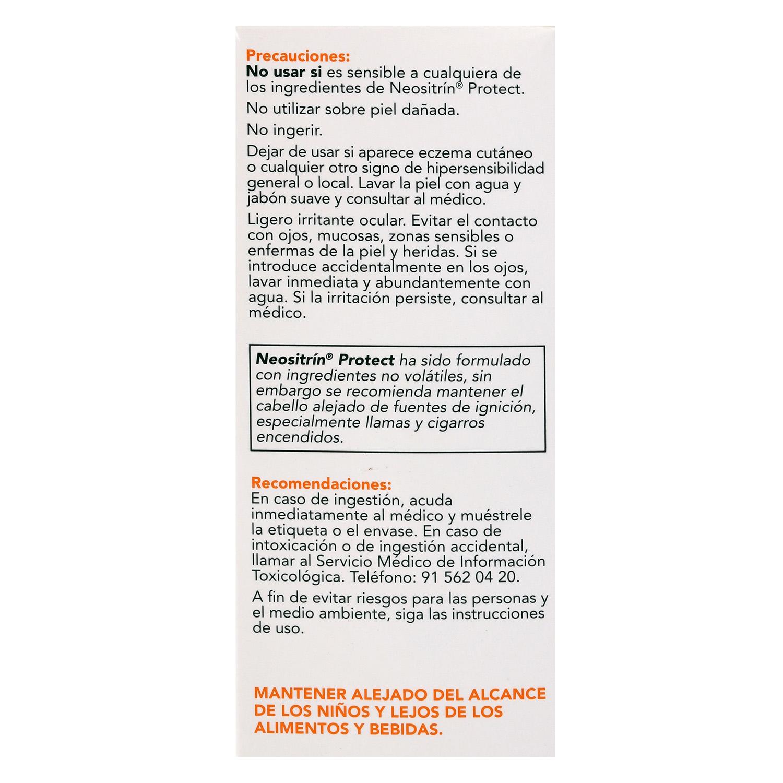 Spray acondicionador antipiojos - 3