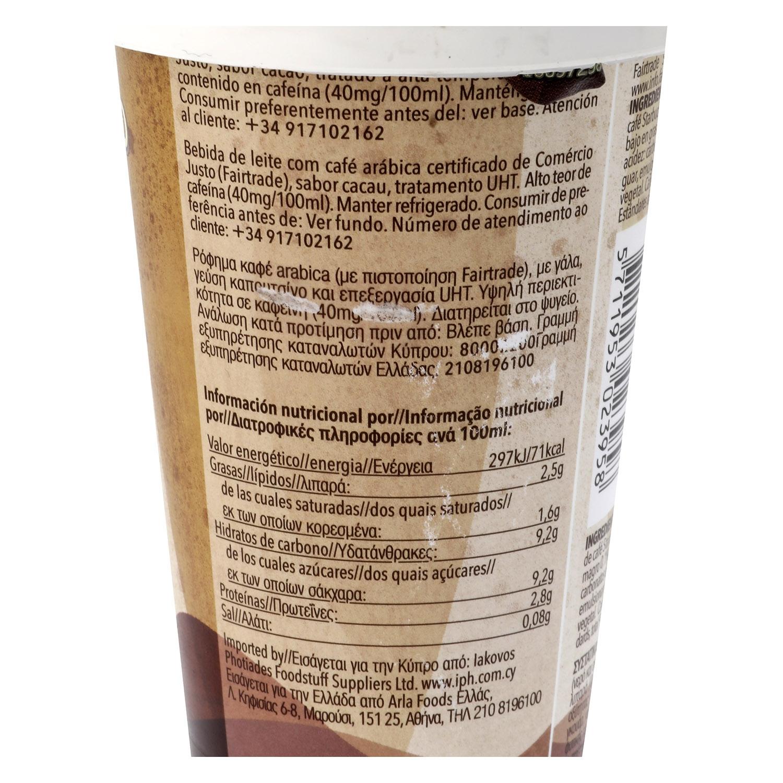 Café cappuccino Starbucks 220 ml. - 2