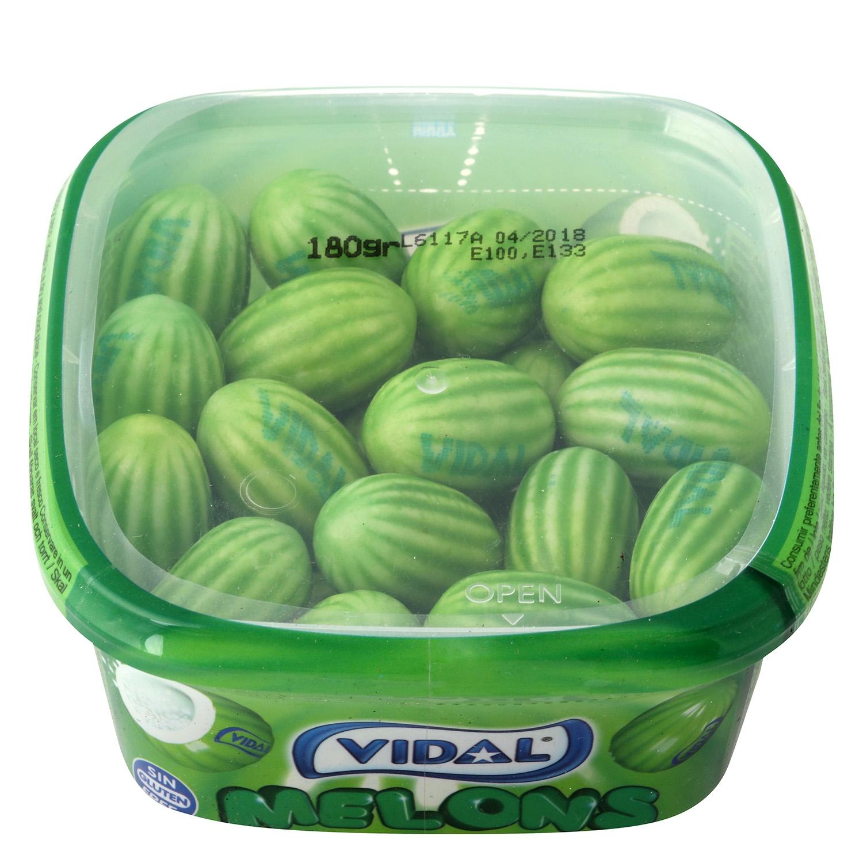 Melones rellenos masticables vidal carrefour - Relleno nordico carrefour ...