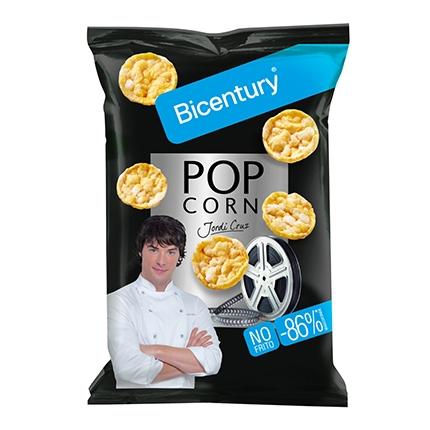 Tortitas de maíz Pop Corn Bicentury 70 g.