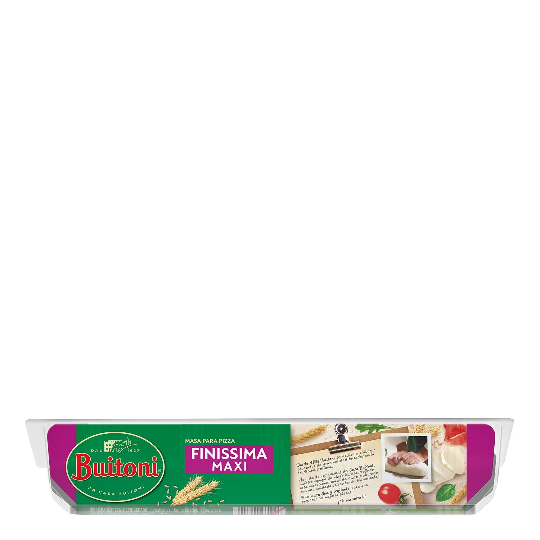 Masa de pizza finissima Maxi Buitoni 385 g. - 3