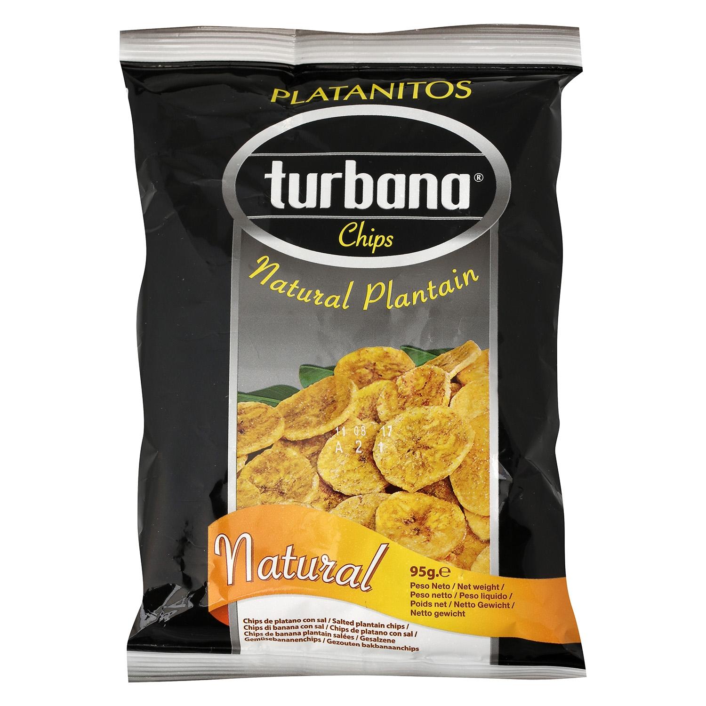 Chips de platanitos natural