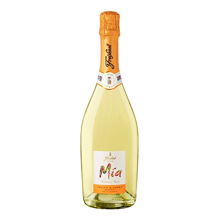 Gallery of espumoso moscato fruity u sweet with champagne for Super u champagne