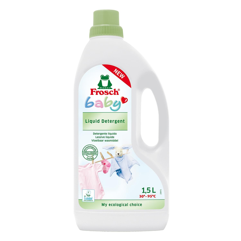 Detergente líquido para ropa de bebé