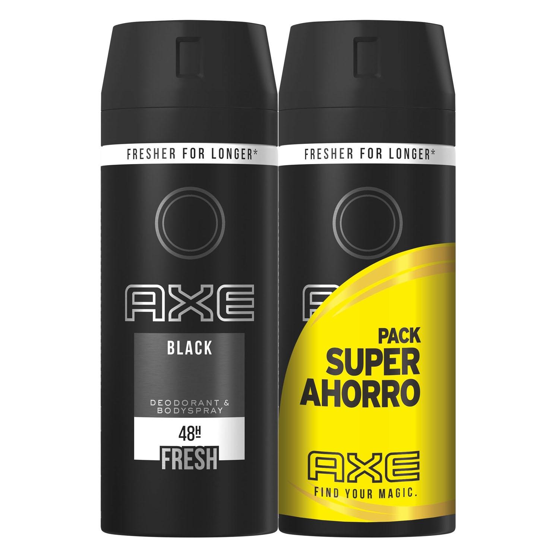 Desodorante Black spray