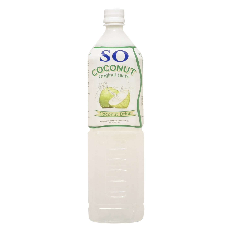 Agua de coco So 1,5 l.
