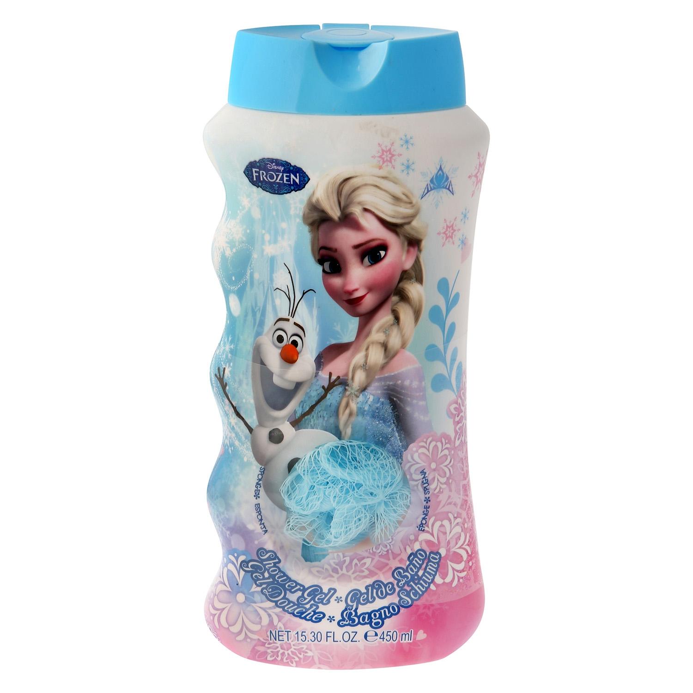 Gel de baño Frozen Disney 450 ml.