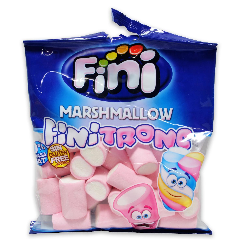 Caramelos de goma Marshmallow  Finitronc Fini sin gluten 125 g.