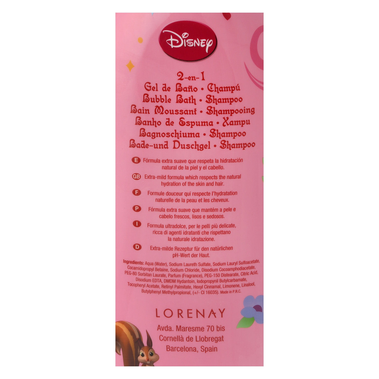 Gel-champú princesa Sofía Disney 1 l. -