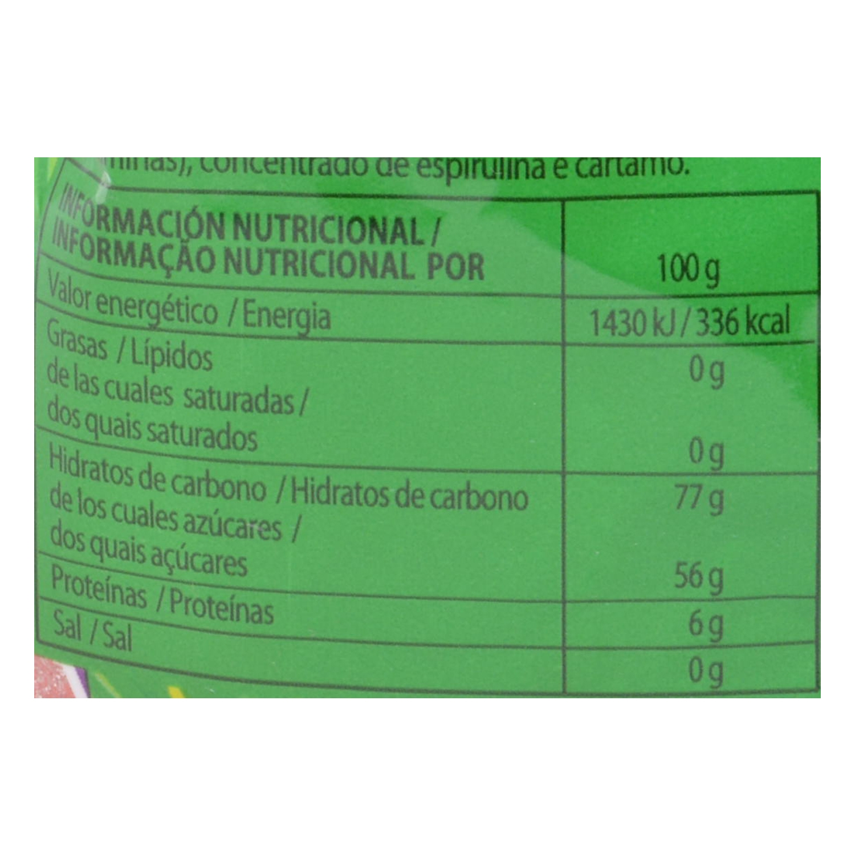 Caramelos de goma Margaritas Chupa Chups sin gluten 175 g. - 2