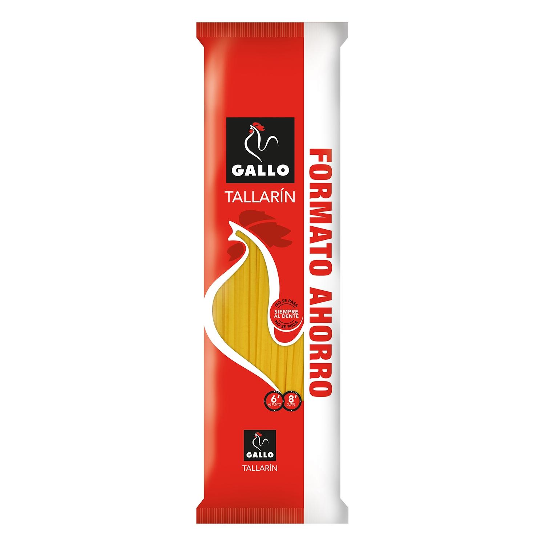 Tallarines Gallo 750 g.