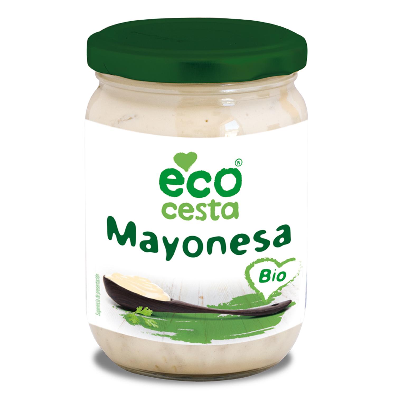 Mayonesa de cultivo ecológico