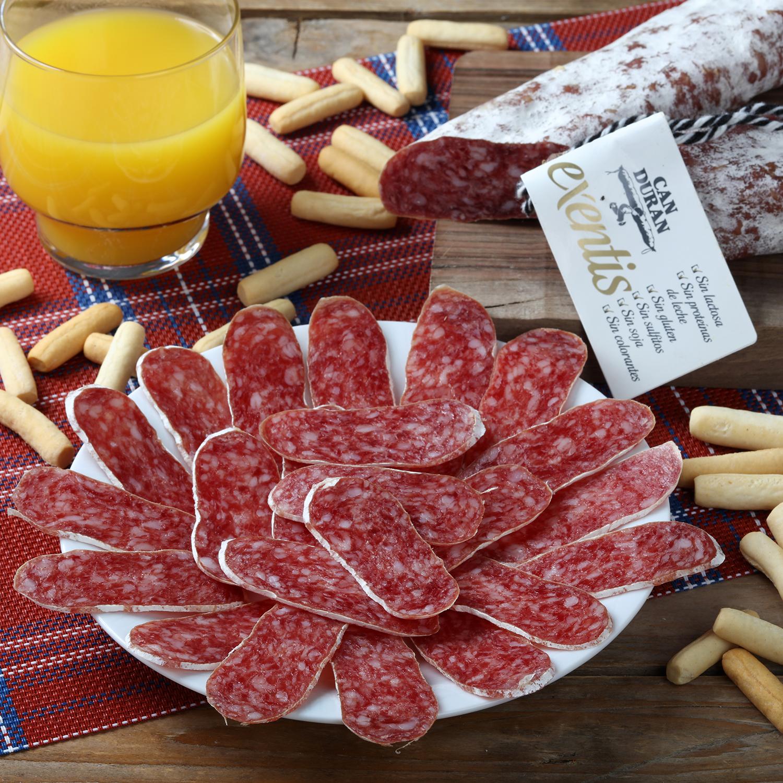 Longaniza extra reserva Splendis Food al corte 150 g aprox