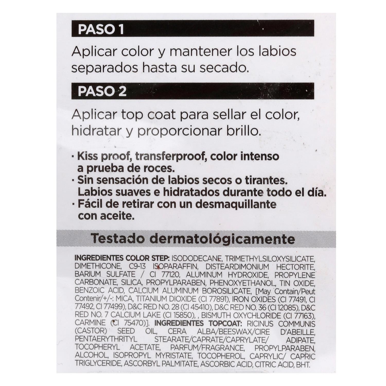Barra de labios Provocalips 16h Kissproof nº 200 -