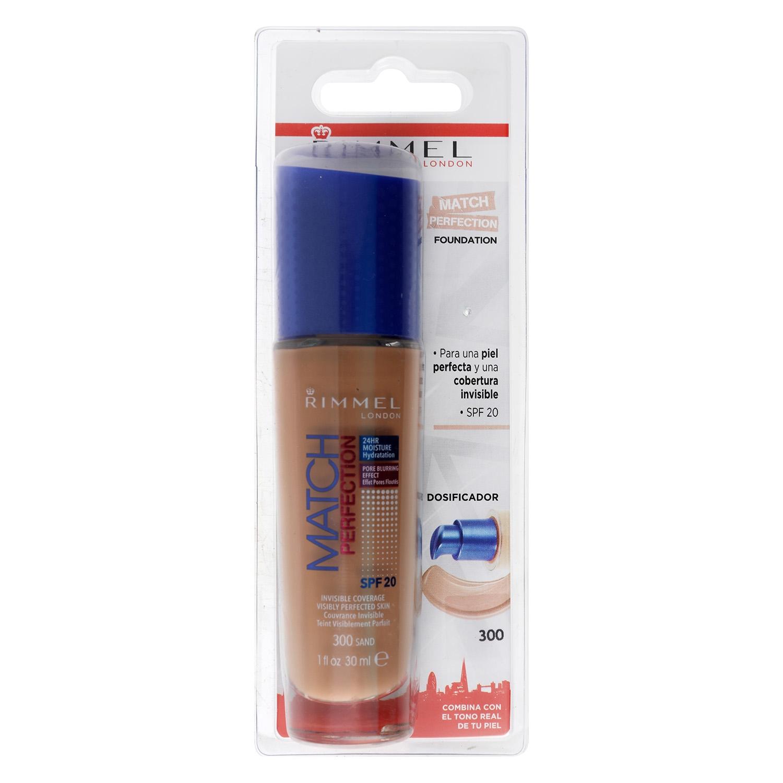 Maquillaje Match Perfection Fundation nº300 sand
