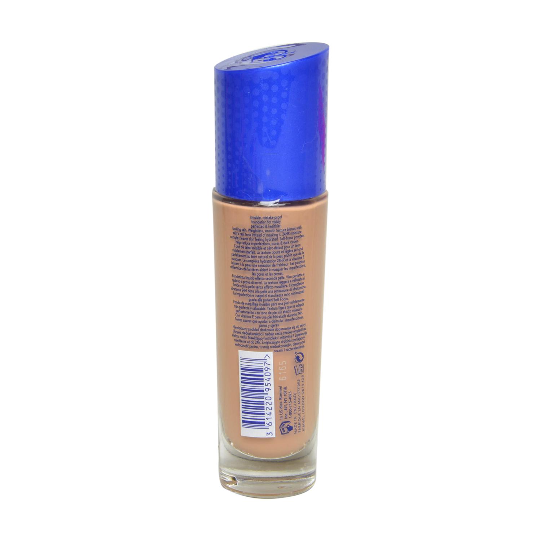 Base de maquillaje líquido Match Perfection nº 301 Warm Honey Rimmel 1 ud. -