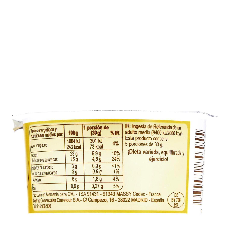 Mousse de queso con Nueces - 3