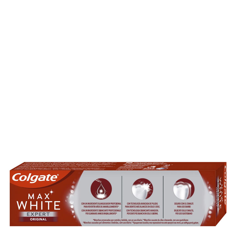 Dentífrico Max White Expert menta fresca - 2