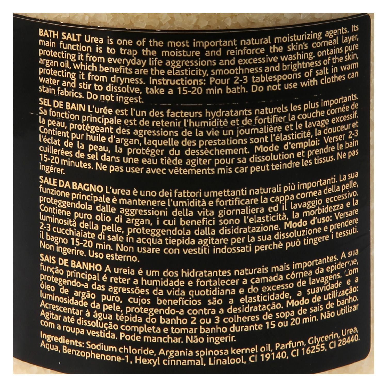 Sal de baño ultra hidratante argán - 2