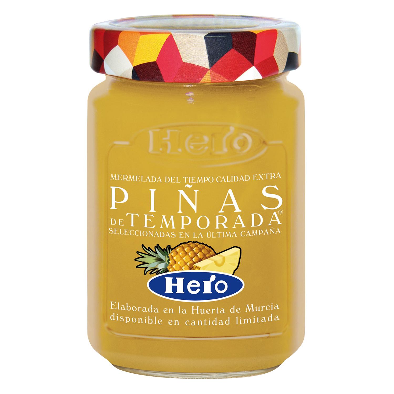 Mermelada de piña Hero 350 g.