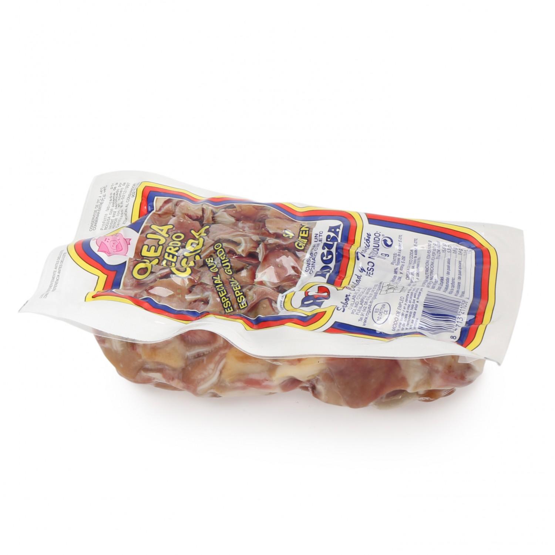 Oreja de Cerdo Cocida Rogu 500 g
