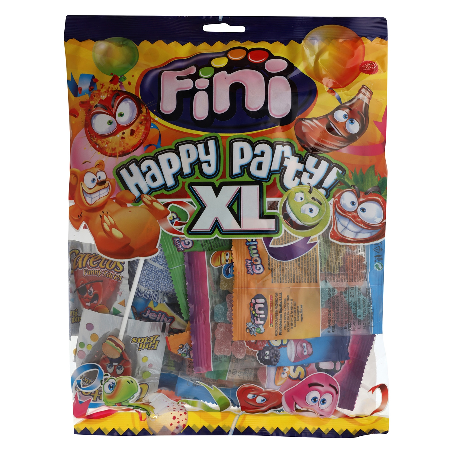 Caramelos de goma Happy Party