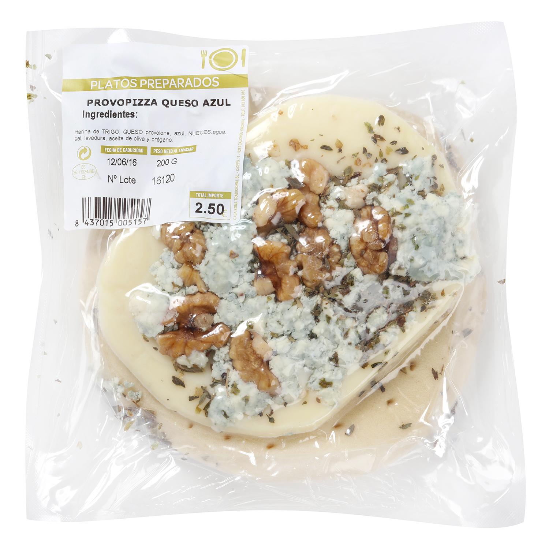 Pizzas de queso azul y nueces Casa Bona 200 g. -