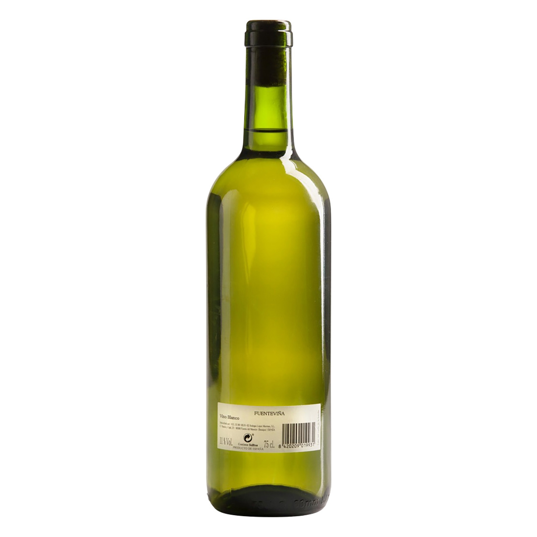 Vino blanco Fuenteviña 75 cl.